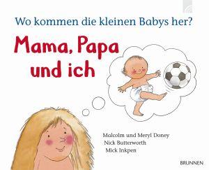 Buchempfehlung - Wo kommen die kleinen Babys her?