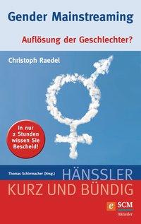 Buchempfehlung - Gender Mainstreaming - Auflösung der Geschlechter?