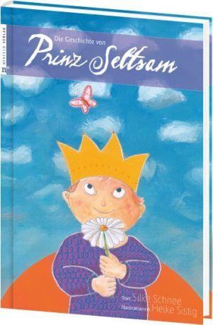 Buchempfehlung - Prinz Seltsam - Wie gut, dass jeder anders ist!