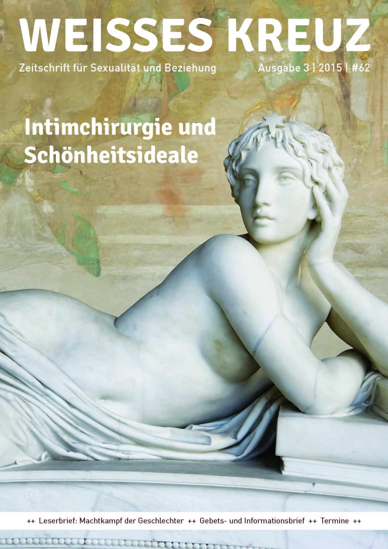Intimchirurgie und Schönheitsideale - Nr. 62