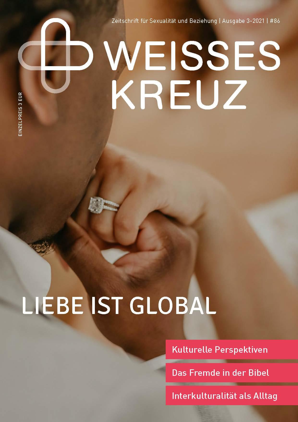 ZEITSCHRIFT - LIEBE IST GLOBAL - NR. 86